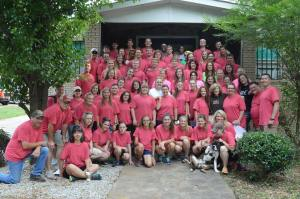 Pioneer Drive Baptist Whole Team 6-25-16